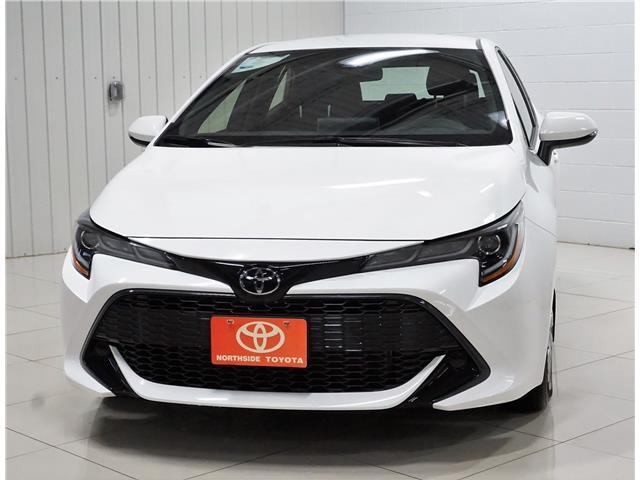 2019 Toyota Corolla Hatchback Base (Stk: HB19012) in Sault Ste. Marie - Image 1 of 21