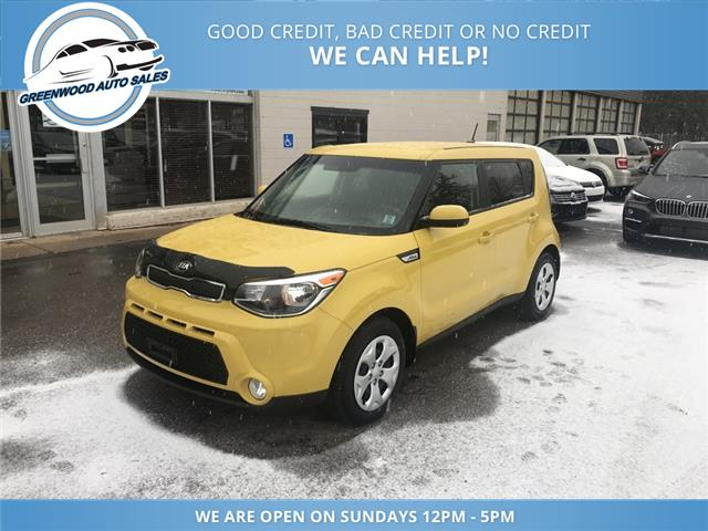 2015 Kia Soul LX (Stk: 15-27031) in Greenwood - Image 2 of 11