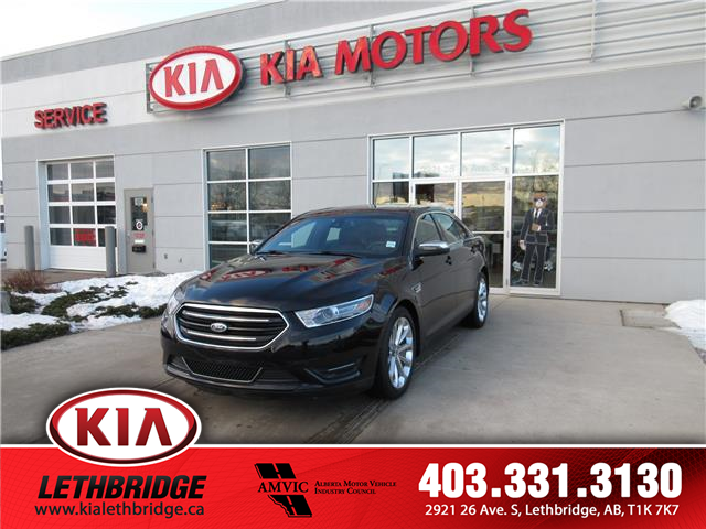 2019 Ford Taurus Limited (Stk: P2603) in Lethbridge - Image 1 of 26