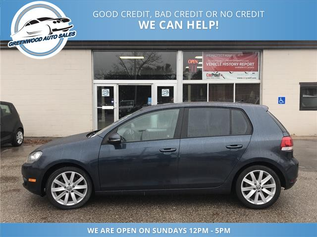 2012 Volkswagen Golf 2.0 TDI Highline (Stk: 12-94357) in Greenwood - Image 1 of 14