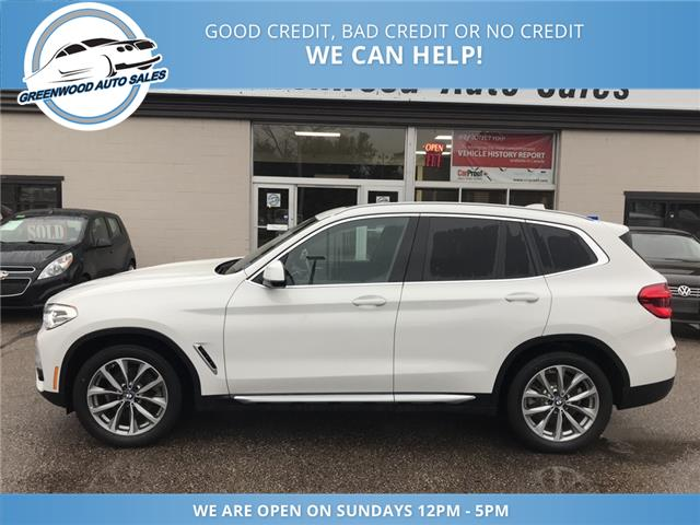 2019 BMW X3 xDrive30i (Stk: 19-83538) in Greenwood - Image 1 of 17