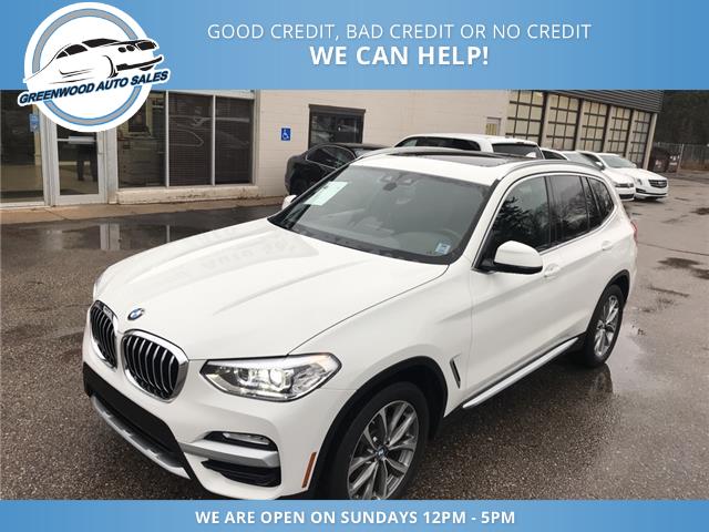 2019 BMW X3 xDrive30i (Stk: 19-83538) in Greenwood - Image 2 of 17