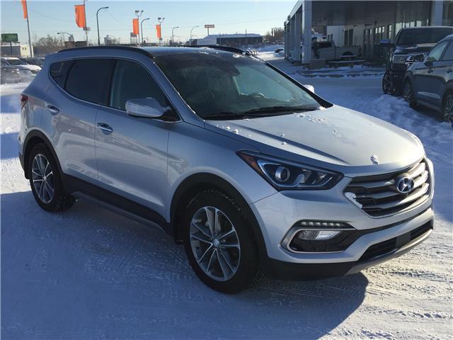 2017 Hyundai Santa Fe Sport 2.0T Ultimate (Stk: 40018A) in Saskatoon - Image 1 of 20