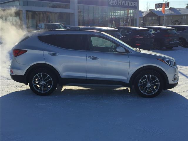 2017 Hyundai Santa Fe Sport 2.0T Ultimate (Stk: 40018A) in Saskatoon - Image 2 of 22