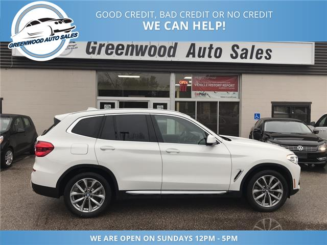 2019 BMW X3 xDrive30i (Stk: 19-87621) in Greenwood - Image 1 of 18