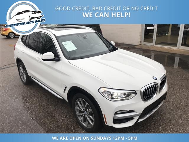 2019 BMW X3 xDrive30i (Stk: 19-87621) in Greenwood - Image 2 of 18