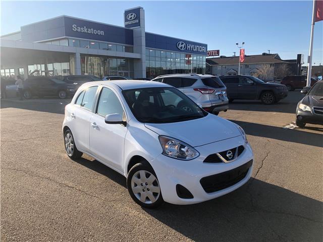 2017 Nissan Micra SV (Stk: B7459) in Saskatoon - Image 1 of 17