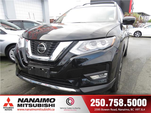 2019 Nissan Rogue SL (Stk: LP1725) in Nanaimo - Image 1 of 11