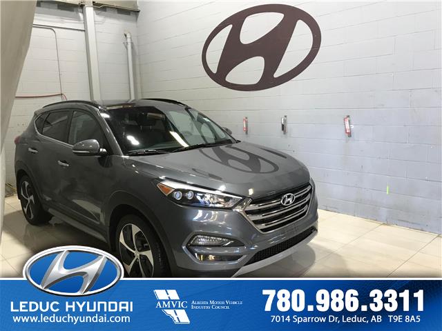 2017 Hyundai Tucson Limited (Stk: L0176) in Leduc - Image 2 of 7