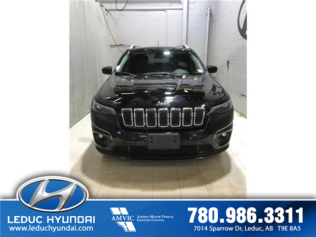 2019 Jeep Cherokee North (Stk: PS0241) in Leduc - Image 1 of 8