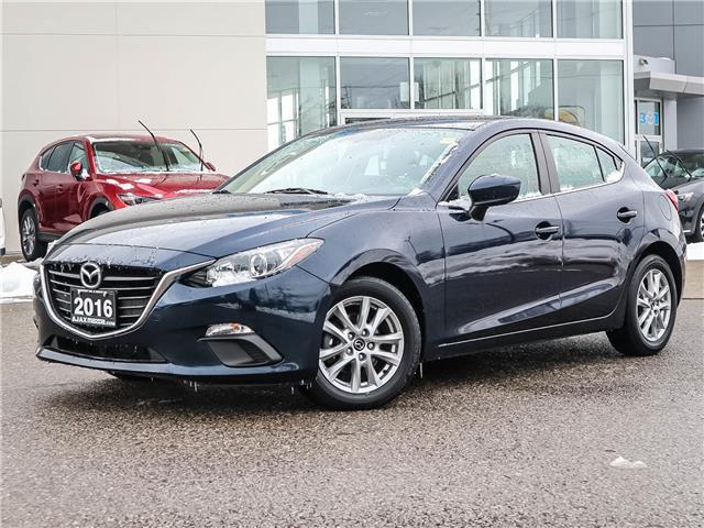 2016 Mazda Mazda3 Sport  (Stk: P5368) in Ajax - Image 1 of 23