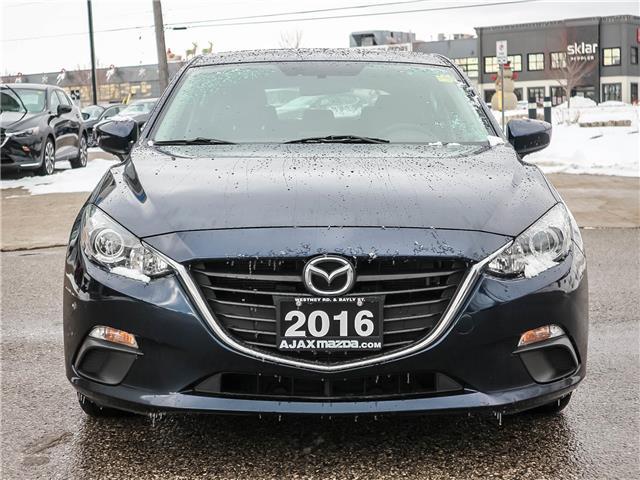 2016 Mazda Mazda3 Sport  (Stk: P5368) in Ajax - Image 2 of 23