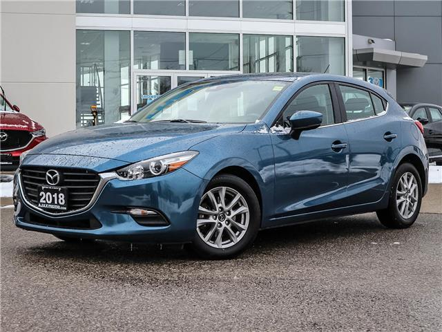 2018 Mazda Mazda3 Sport  (Stk: P5348) in Ajax - Image 1 of 23