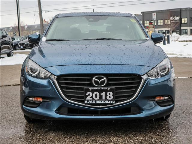 2018 Mazda Mazda3 Sport  (Stk: P5348) in Ajax - Image 2 of 23