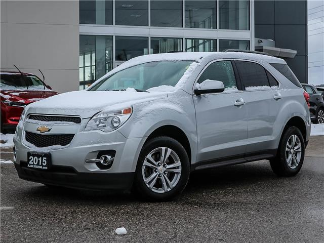 2015 Chevrolet Equinox 2LT (Stk: 19-1537A) in Ajax - Image 1 of 22