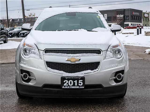 2015 Chevrolet Equinox 2LT (Stk: 19-1537A) in Ajax - Image 2 of 22