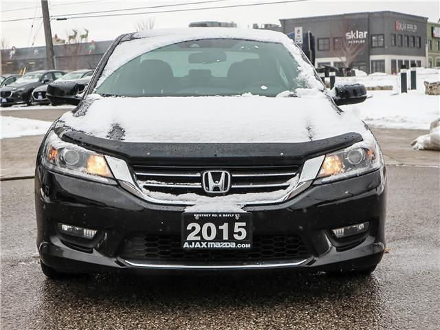2015 Honda Accord EX-L (Stk: 19-1709B) in Ajax - Image 2 of 23