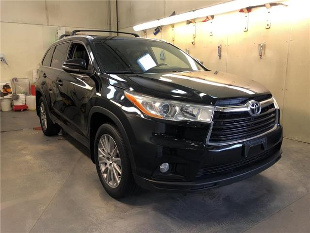 2016 Toyota Highlander XLE (Stk: 313481) in Aurora - Image 1 of 16