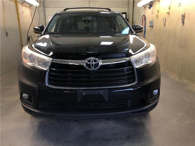 2016 Toyota Highlander XLE (Stk: 313481) in Aurora - Image 2 of 16