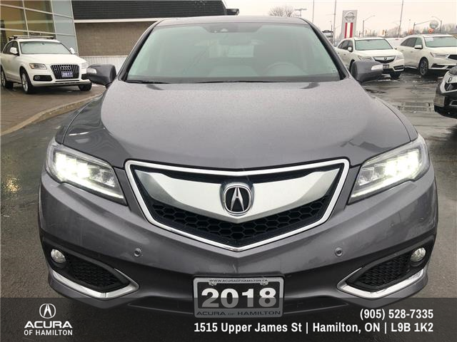 2018 Acura RDX Elite (Stk: 1801781) in Hamilton - Image 2 of 25
