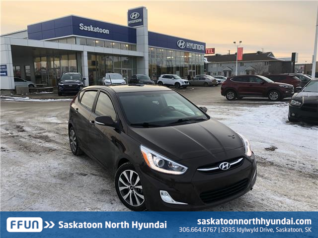 2016 Hyundai Accent GLS (Stk: 39269A) in Saskatoon - Image 1 of 26