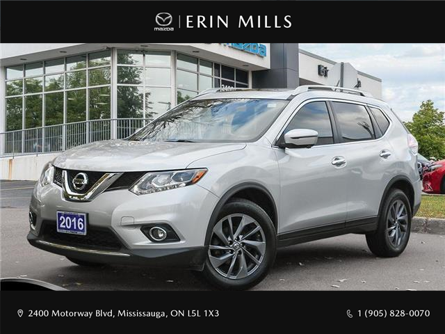 2016 Nissan Rogue SL Premium (Stk: 19-0367A) in Mississauga - Image 1 of 27