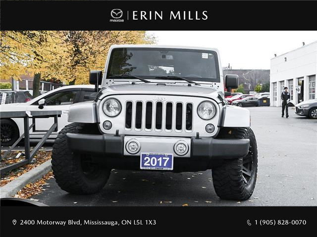 2017 Jeep Wrangler Unlimited Sahara (Stk: 19-0661AA) in Mississauga - Image 2 of 27