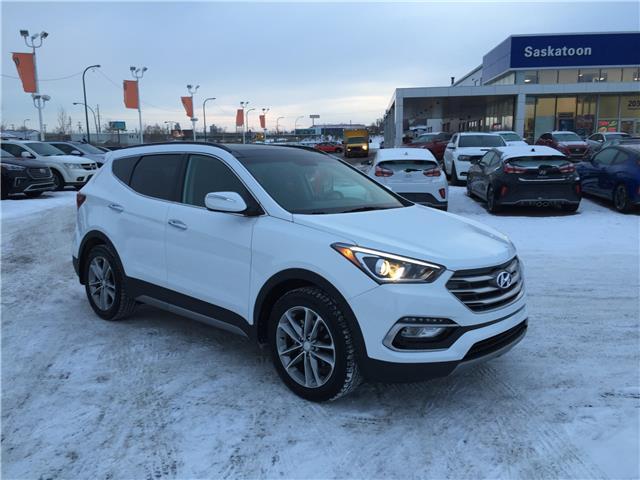 2017 Hyundai Santa Fe Sport 2.4 Base (Stk: 40145A) in Saskatoon - Image 1 of 14