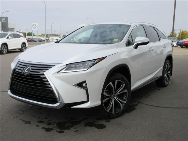2018 Lexus RX 350L Luxury (Stk: 189110) in Regina - Image 1 of 47
