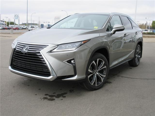 2018 Lexus RX 350L Luxury (Stk: 189101) in Regina - Image 1 of 49