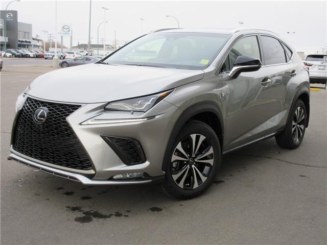 2019 Lexus NX 300 Base (Stk: 199025) in Regina - Image 1 of 38