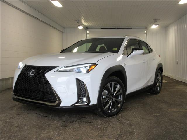 2019 Lexus UX 250h Base (Stk: 199071) in Regina - Image 1 of 34