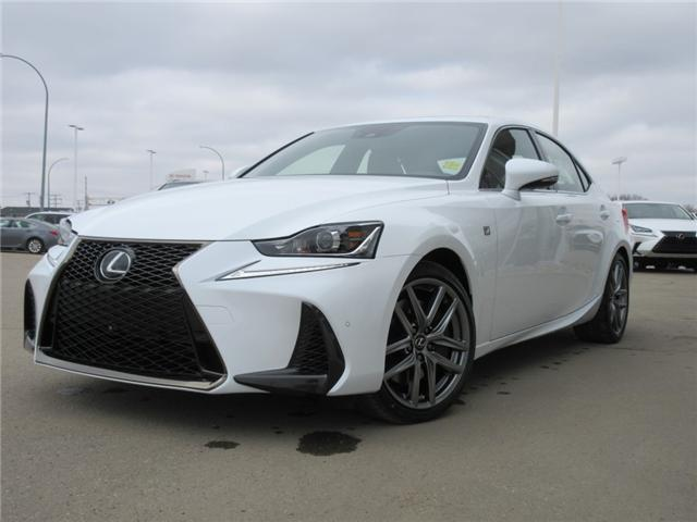 2019 Lexus IS 350 Base (Stk: 198014) in Regina - Image 1 of 34
