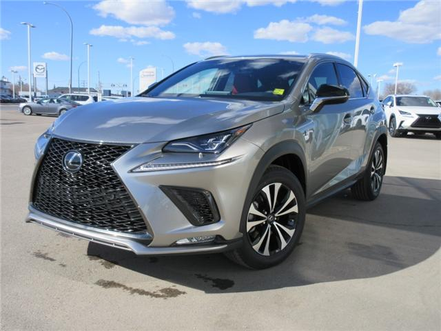 2019 Lexus NX 300 Base (Stk: 199048) in Regina - Image 1 of 36