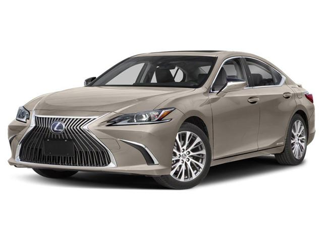 2019 Lexus ES 300h Base (Stk: 198037) in Regina - Image 1 of 9