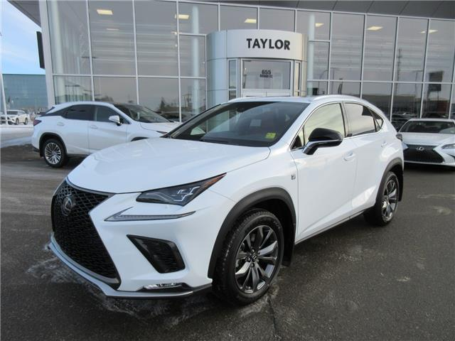 2021 Lexus NX 300 Base (Stk: 219009) in Regina - Image 1 of 27