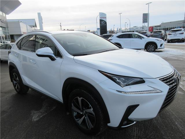 2021 Lexus NX 300 Base (Stk: 219001) in Regina - Image 1 of 27