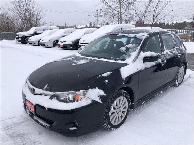 2010 Subaru Impreza 2.5i (Stk: 314471) in Aurora - Image 1 of 16