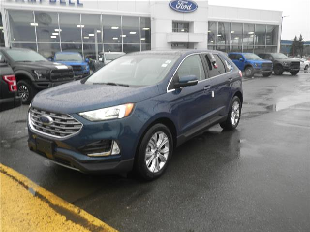 2020 Ford Edge Titanium (Stk: 2000560) in Ottawa - Image 1 of 7