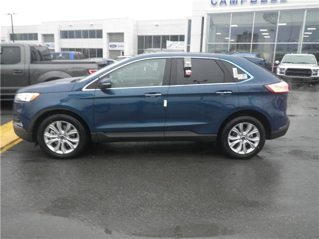 2020 Ford Edge Titanium (Stk: 2000560) in Ottawa - Image 2 of 7