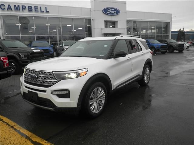 2020 Ford Explorer Limited (Stk: 2000700) in Ottawa - Image 1 of 7