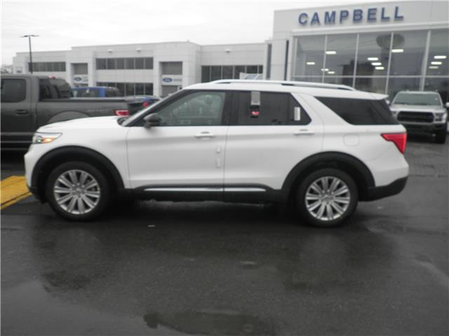 2020 Ford Explorer Limited (Stk: 2000700) in Ottawa - Image 2 of 7