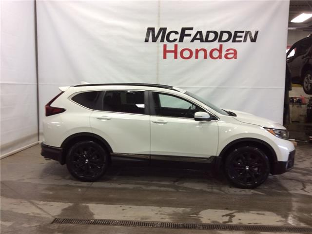 2020 Honda CR-V Black Edition (Stk: 2103) in Lethbridge - Image 2 of 10