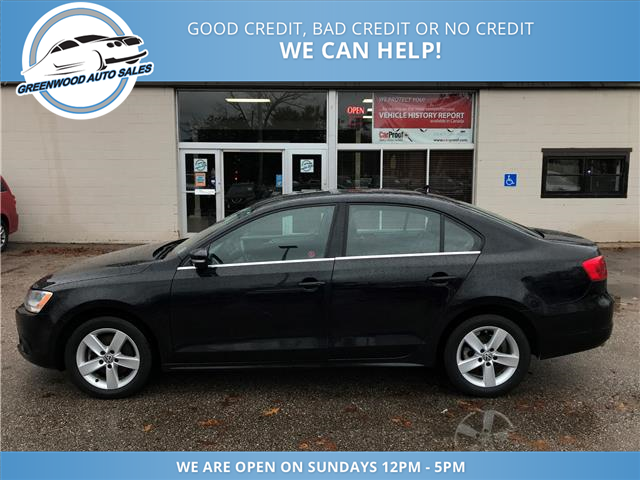 2013 Volkswagen Jetta 2.5L Highline (Stk: 13-13926) in Greenwood - Image 1 of 16