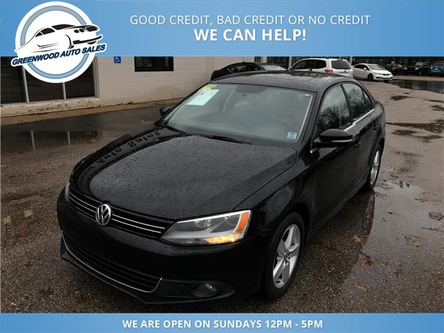2013 Volkswagen Jetta 2.5L Highline (Stk: 13-13926) in Greenwood - Image 2 of 16