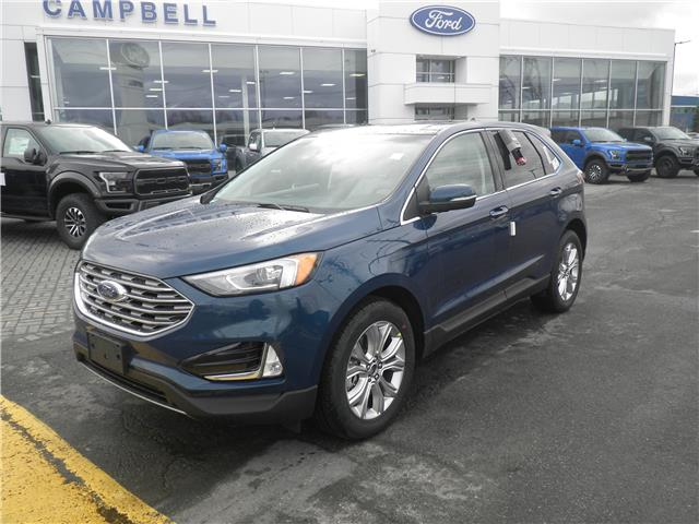 2020 Ford Edge Titanium (Stk: 2001530) in Ottawa - Image 1 of 9
