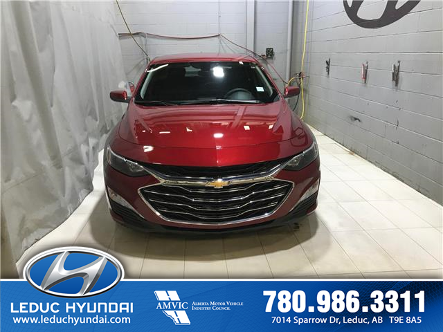 2019 Chevrolet Malibu LT (Stk: PS0259) in Leduc - Image 1 of 8
