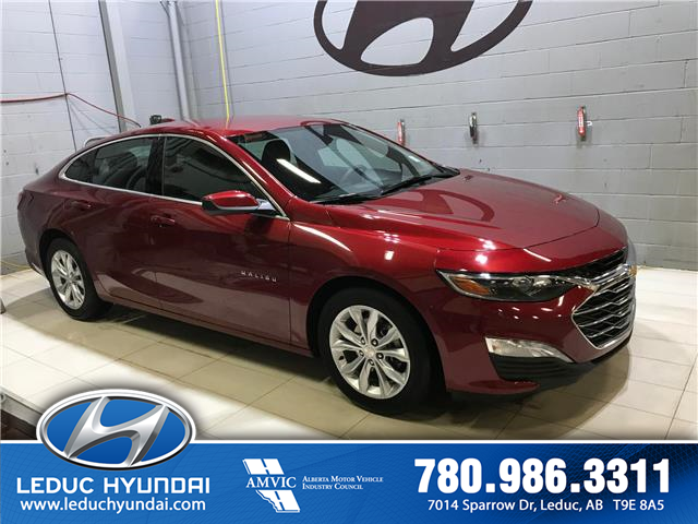 2019 Chevrolet Malibu LT (Stk: PS0259) in Leduc - Image 2 of 8