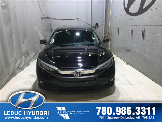 2018 Honda Civic Touring (Stk: 20PA9538A) in Leduc - Image 1 of 8
