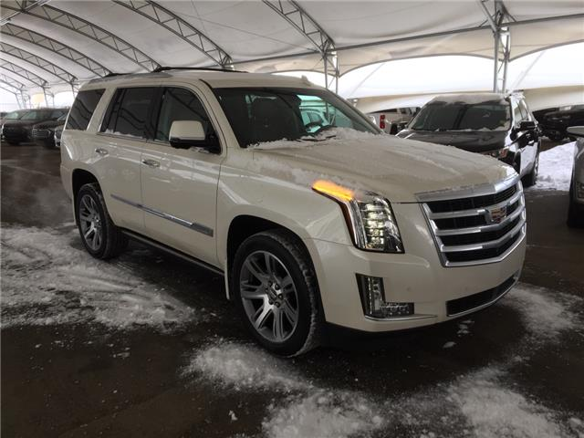2015 Cadillac Escalade Premium (Stk: 180321) in AIRDRIE - Image 1 of 58
